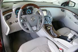 Photo :: 2010 Buick LaCrosse interior