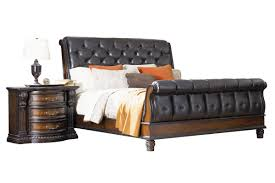 King Sleigh Bed Bedroom Sets Cabernet King Sleigh Bed