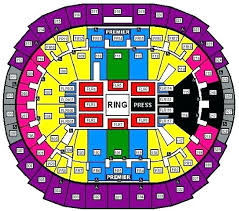 Concert Staples Center Seating Chart Staples Center Seating Map Detoxhoje Info