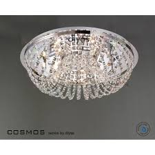 images of crystal flush ceiling light home decoration ideas
