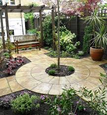 have a terraced garden whether you have a small front