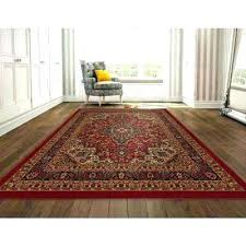 rugs rubber back rubber backed throw rugs collection oriental design red 8 ft x ft area