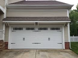 Shocking Steel Short Panel Bead Board Carriage House Garage Door