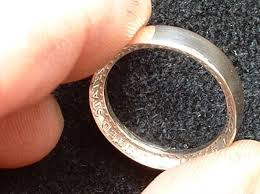 Coin Ring Hole Size Chart How To Make A Ring Out Of A Quarter