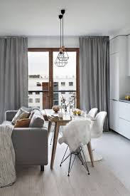 Interior design:Sofa Scandinavian Interior Small Apartment Scandinavian  Curtains Living Room interior design for small