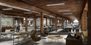 Warehouse office space Hip Office Space courtesy Midtown Equities Rockwood Capital Hk Organization The Architects Newspaper Dumbos Enormous Empire Stores Warehouses Are Going To Be Very