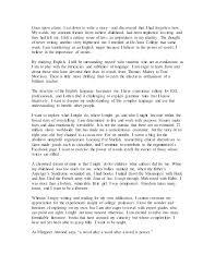 Esl Descriptive Essay Examples Teaching Worksheets Essays Sample