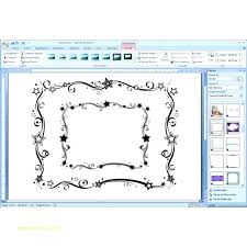 Certificate Borders For Word Adorable Word Certificate Border Templates Simple Birth Template Free