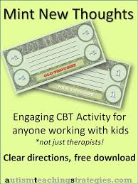 Cognitive-behavioral therapy teaching materials for children with ...