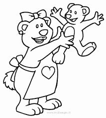 Mamma Con Bambino Disegno Stilizzato Disegni Da Colorare Per