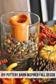 Image Pumpkin 25 Diy Acorn Ideas For Easy Inexpensive Fall Decor fall acorns Making Lemonade Blog Acorn Inspired Fall Decor diy Fall Decor Ideas
