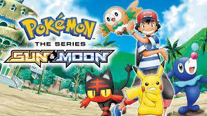 Pókemon: Sun and Moon   Phim hoạt hình thiếu nhi