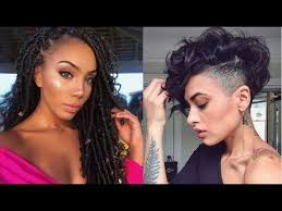 Black Hairstyles For Short Hair 15 Inspiration 24 Fall Winter 24 Hairstyle Ideas For Black Women YouTube