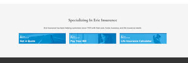 erie insurance quotes inspiration brightfire releases updated erie insurance website widgets