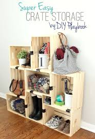 diy office storage ideas. create a custom organizational piece with shelves and office binder clips an easy u0026 inexpensive diy storage ideas