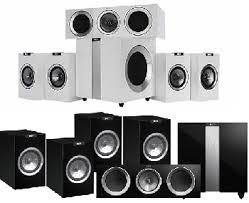 kef 5 1 surround sound speakers. kef r100 5.1 speaker package \u2013 £2,849.99 kef 5 1 surround sound speakers