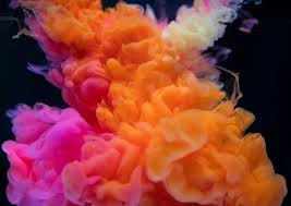 colorful hd image. Plain Image Shallow Focus Photography Of Pink And Orange Smoke In Colorful Hd Image A