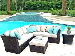 deep seating patio furniture clearance outdoor couch resin wicker collection in wedding al singapore de