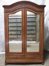 closet collapsible closet armoire wardrobe closet antique