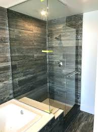 large size of glass enclosed shower stalls enclosure small showers with bench