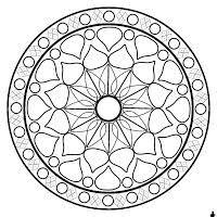 Mandala Per Bambini Mandalaweb