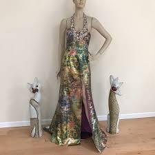 New Mori Lee Paparazzi Chameleon Sequin Gown Prom Dress 6