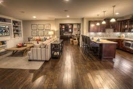 basement finish ideas. Delighful Ideas A Great Basement Idea Is To Finish The Floors With Wood This Will Give  A Huge Upgrade That Feel Like You Added Valuable Square Footage  With Basement Finish Ideas R