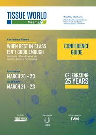 Tissue World Miami 2018 Conference G Uide By Tissue World