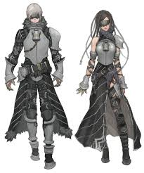 Cool Armor Designs Crafted Plate Armor From Aion Cool Character Designs