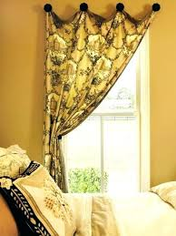 single panel curtain. One Single Panel Curtain I