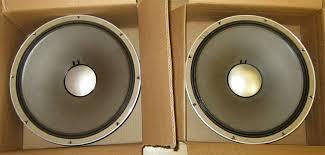 vintage jbl speakers. 2-e130s-02. vintage jbl speakers l