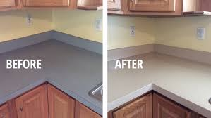 countertop refinishing countertop refinish for concrete countertops diy