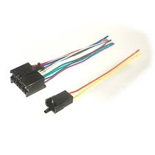 replacement harness factory stereo replacement general motors  at 1990 Olds Trofeo Stereo Amp Wire Diagram
