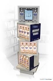 Free Standing Retail Display Units Bespoke Free Standing Display Units Smurfit Kappa 6