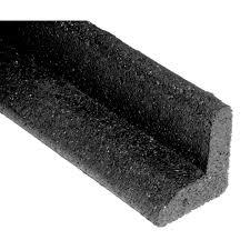 black rubber landscape edging 6 pack