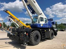 Sold 2014 Tadano Gr550xl Crane For In Solon Ohio On