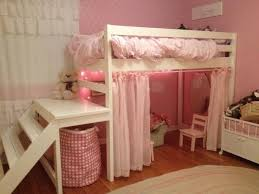 beds for girls room. Beautiful Room Little Girls Jr Loft Bed  Do It Yourself Home Projects From Ana White In Beds For Girls Room