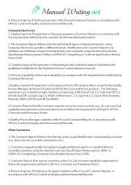 Company Report Template Extraordinary Op Report Template Post Operative Sop Report Template Falgunpatelco