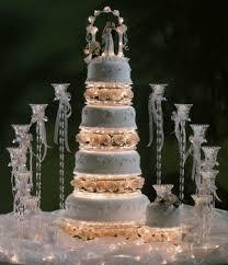 wedding cakes with lights.  Wedding White Wedding Cake With Lights For Wedding Cakes With Lights C