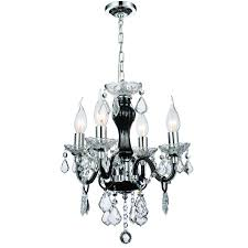outdoor stunning crystal clear chandelier 6 0001879 14 victorian traditional round mini jet black frame plates