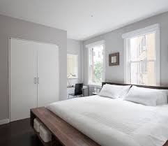 Exceptional Modern Master Bedroom Paint Color Benjamin Moore Ice Mist Oc 67 Together  With Grey Exterior Inspiration