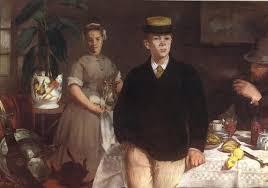 Resultado de imagen de manet pintor biografia