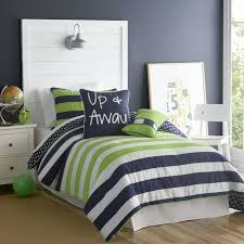 twin kids comforter sets vikingwaterford com page 12 blue navy white and green striped 7