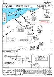 Vor Chart Incident Royal Air Maroc B737 At Casablanca On Dec 22nd