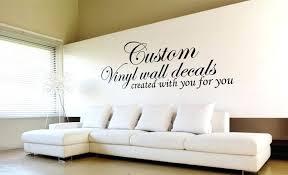 custom wall art vinyl custom wall art decals white wallpaper simple stickers text within wall art