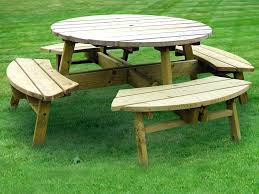 round wood picnic table amazing round wood picnic table with round picnic table intended for round round wood picnic table