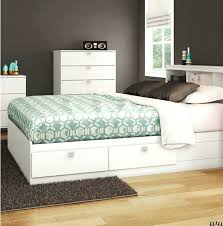 white platform bed with drawers. White Platform Bed Full Size Beds With Trends Also Fascinating Storage Ideas . Drawers N
