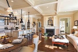 Decoration American Kitchen Living room