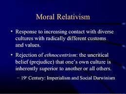 Moral Relativism SlideShare    Moral Relativism