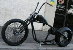 malibu cycle works rolling bobber chassis custom tank ape